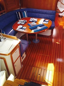 Sailing Dolphin Dining Table